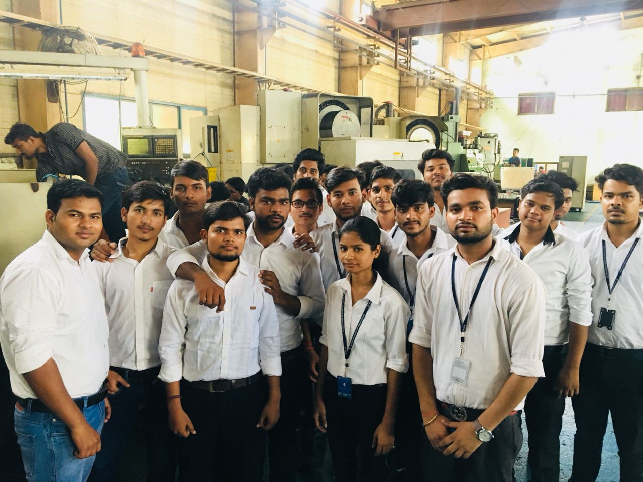 Turbo bell Moulds Limited Industrial Visit