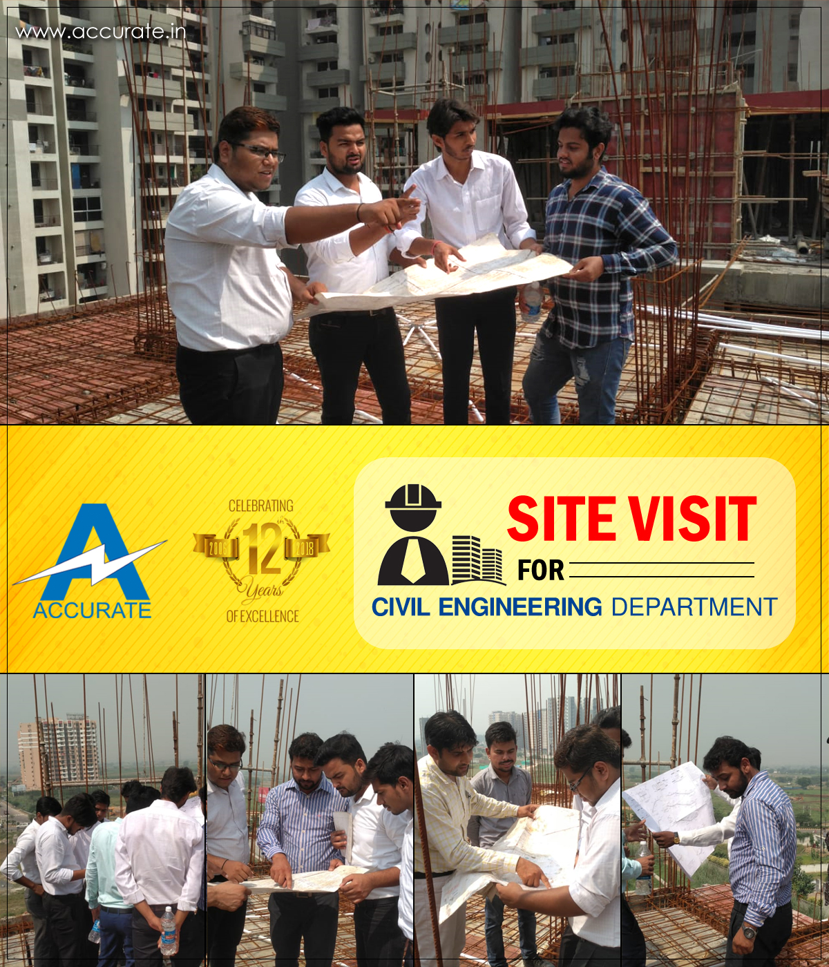 Civil Engineering Site Visit