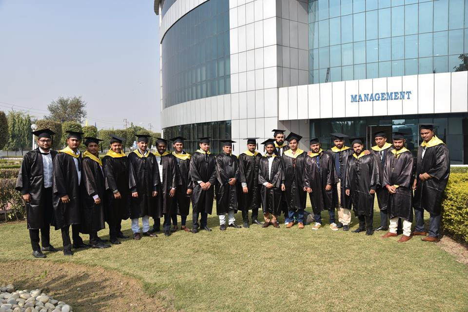 4th Convocation Ceremony, 2018