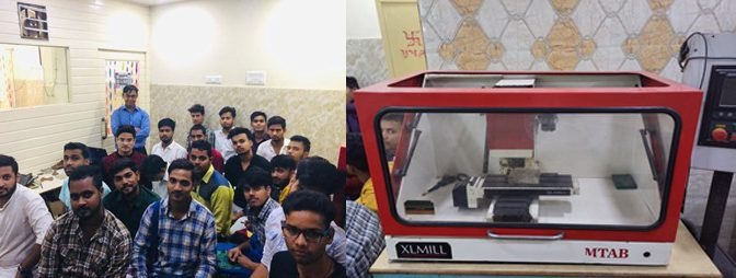 Industrial Visit by Mechanical Engineering Students