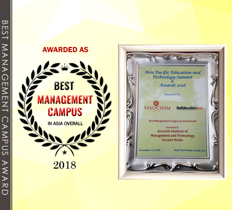 Best Management Campus Award
